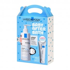 La Roche Posay Set Baby After Bath Lipikar Baume AP+M 400ml + Δώρο Cicaplast Baume B5 15ml