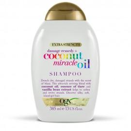 OGX Coconut Miracle Oil Σαμπουάν Αποκατάστασης 385ml