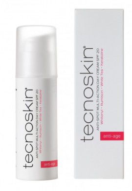 TECNOSKIN ANTI SPOT MULTIACTION DAY CREAM SPF20 50ML