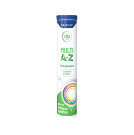 Quest Multi A-Z Vitamins 20eff.tabs