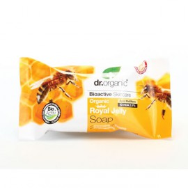 DR.ORGANIC ROYAL JELLY SOAP 100GR