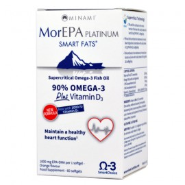AM HEALTH MorEPA Platinum 60softgels