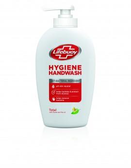 Lifebuoy Hygiene HandWash Total Υγροσάπουνο με Θυμάρι και Αιθέριο Έλαιο 250ml