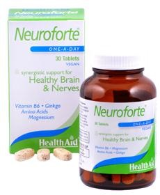 HEALTH AID NEURO FORTE™ TABLETS 30S