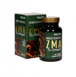 Natures Plus ZMA RX - Strength 90 veg. caps