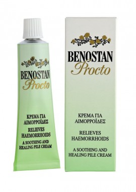 BENOSTAN PROCTO CREAM 28ML