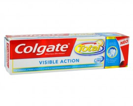Colgate Total Visible Action 75ml (Αντιβακτηριδιακή Οδοντόκρεμα)