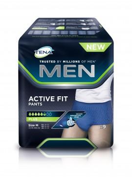 Tena Men Active Fit Pants Plus Medium 9τμχ
