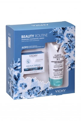 Vichy Set Aqualia Thermal Riche 50ml + Δώρο Purete Thermale Γαλάκτωμα καθαρισμού 100ml