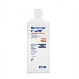 Isdin Nutratopic Pro-Amp Emollient Bath Gel Atopic Skin 400ml