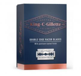 Gillette King C 10 ανταλ/κές Λεπίδες