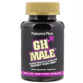 Natures Plus GH Male 60 veg. caps