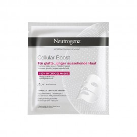 Neutrogena Cellular Boost 100% Hydrogel Mask Ενυδατική Μάσκα Κατά της Γήρανσης 30ml