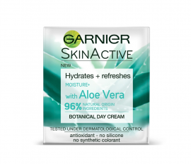 Garnier Skin Active Aloe Hydrating 48h Moisturizer Cream για Μεικτές Επιδερμίδες 50ml