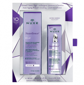 Nuxe Set Nuxellence Eclat Youth & Radiance Revealing Anti-Aging Care 50ml + Δώρο Nuxellence Youth Revealing & Perfecting Anti-Aging Total Eye Contour 15ml