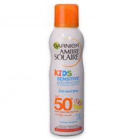 Garnier Ambre Solaire Kids Sensitive SPF50 Anti-Sand Spray 200ml
