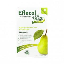 Epsilon Health Effecol Fiber με Γεύση Αχλάδι 14 sachets των 30ml