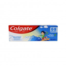 Colgate Παιδική Μαγική Οδοντόκρεμα 6-9 Ετών 50ml