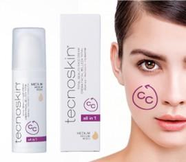 TECNOSKIN Total Beauty Face Cream medium 50ml