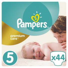 PAMPERS Premium Care No.5 (11-18 Kg) 44 Πάνες