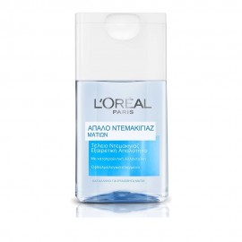 LOreal Paris Gentle Cleansing Lotion for Eyes Απαλό Ντεμακιγιάζ Ματιών 125ml