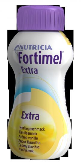 NUTRICIA FORTIMEL EXTRA ΒΑΝΙΛΙΑ 4 X200ML
