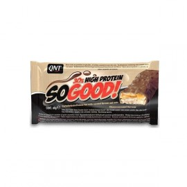 QNT SoGood Bar With Choco-Caramel Flavour and Nuts 60gr