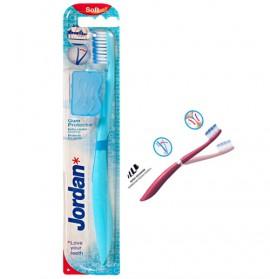 JORDAN Gum Protector S-Sens Οδοντόβουρτσα Έξτρα Μαλακή για την Προστασία των Ούλων 1τμχ.