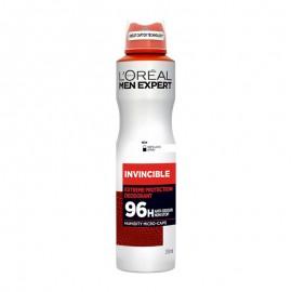 LOreal Paris  Men Expert Invincible Spray, 96ωρη πολύ υψηλή προστασία ενάντια στoν ιδρώτα 150ml