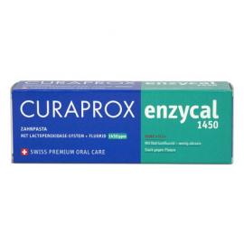 Curaprox Enzycal 1450 Οδοντόκρεμα με Φθόριο 75ml
