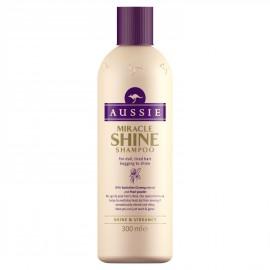 AUSSIE Miracle Shine Shampoo Σαμπουάν για λάμψη 300ml