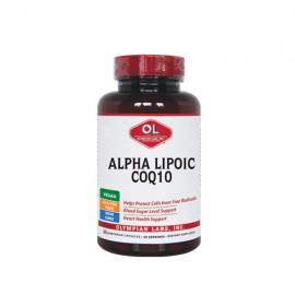 Olympian Labs Alpha Lipoic Co Q10 60 caps