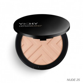 Vichy Dermablend Covermatte Compact Powder Foundation SPF25 Nude 25, 9.5gr