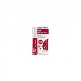 BetterYou Iron Daily Oral Spray 5mg 25ml