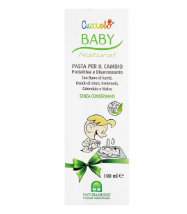 Cucciolo Baby  Κρέμα Αλλαγής Πάνας 100ml