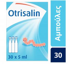 OTRISALIN MONODOSE 30AMP 5ML