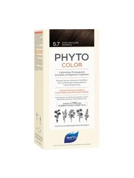 Phyto Phytocolor 5.7 Καστανό Ανοιχτό Μαρόν