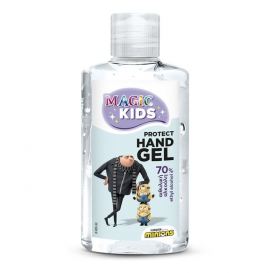 Magic Kids Boy Protect Hand Gel Minions 50ml