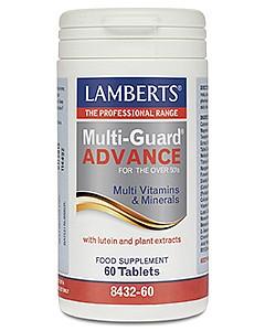 LAMBERTS MULTI GUARD ADVANCE 60TABS