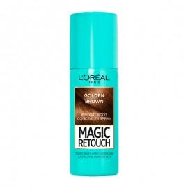 LOreal Paris Magic Retouch Instant Root Concealer Spray 10 Golden Brown 75ml