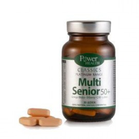 Power Health Multi Senior 50+ 30 capsules
