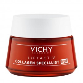 Vichy Liftactiv Collagen Specialist Night 50ml