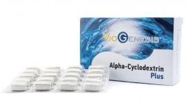 Viogenesis ALPHA – CYCLODEXTRIN PLUS 60tabs