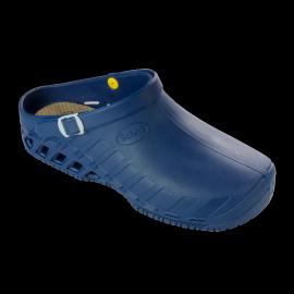 Scholl Σαμπό Clog Evo Μπλε Νο. 37-38