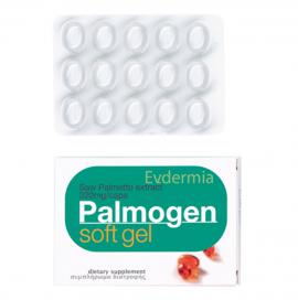 Evdermia Palmogen Soft Gel 320mg 30caps