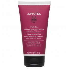 Apivita Τονωτική Κρέμα για Αδύναμα Μαλλιά Hippophae TC & Δάφνη 150ml