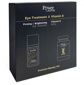 Power Health Set Firming & Brightening Eye Treatment 15ml + Δώρο Vitamin E 400iu 30caps