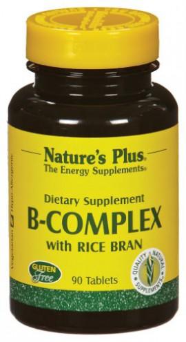 NATURES PLUS B-Complex 90tabs