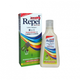 Unipharma Repel Anti-Lice Restore Shampoo-Lotion 200ml