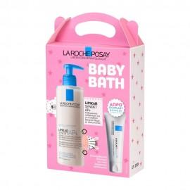 La Roche Posay Set Baby Bath Lipikar Syndet AP+ 400ml + Δώρο Cicaplast Baume B5 15ml